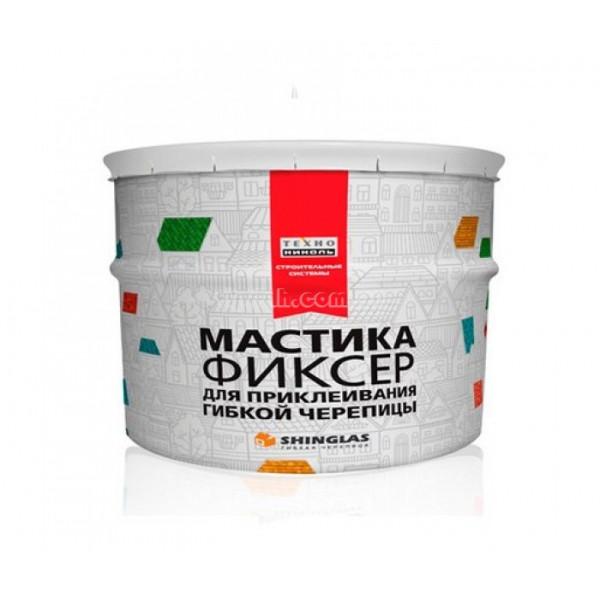 Мастика SHINGLAS №23 Фиксер 3.6 кг