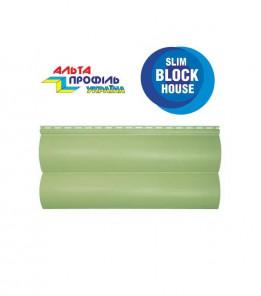Виниловый сайдинг Alta-Siding BlockHouse  Slim