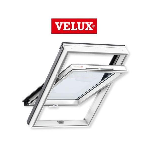 Velux Optima GLP 0073B из пластика ручка снизу