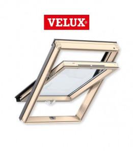 Velux Стандарт GZL 1051B из дерева ручка снизу