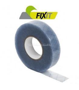 FIXIT М-2 двусторонняя клейкая лента с отличной адгезией к мембране
