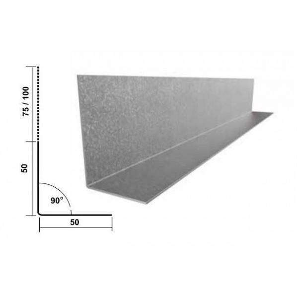 L-прогон 100х50 длина 4 метра