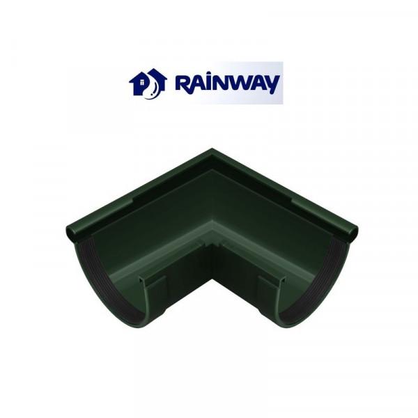 Угол наружный 90° RainWay Ø130