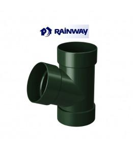 Тройник RainWay Ø100
