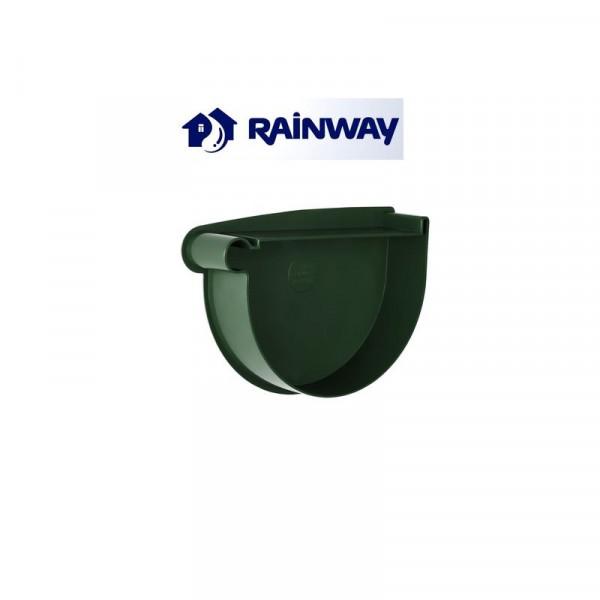 Заглушка воронки левая RainWay Ø90