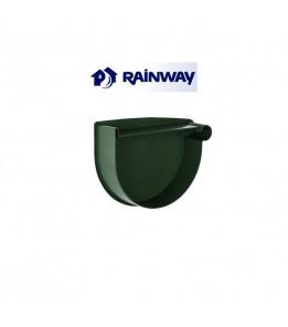 Заглушка воронки правая RainWay Ø130