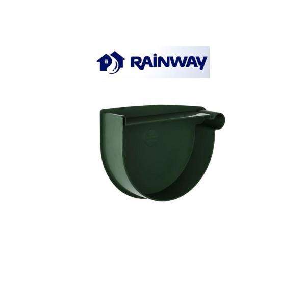 Заглушка воронки правая RainWay Ø90