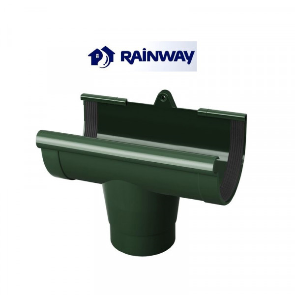 Воронка желоба RainWay Ø90