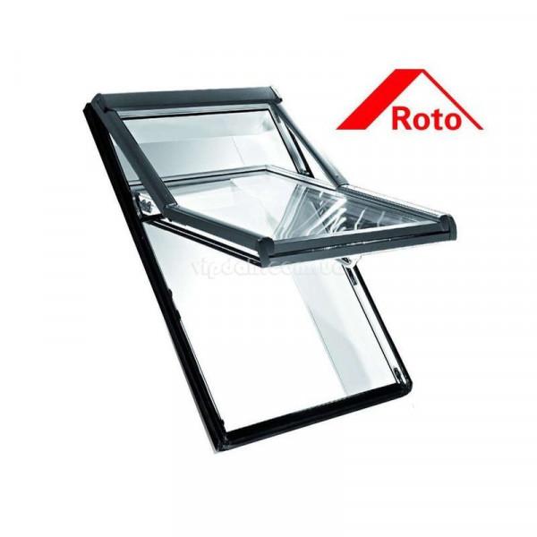 Roto Designo R75 из пластика с поднятой на 3/4 осью поворота