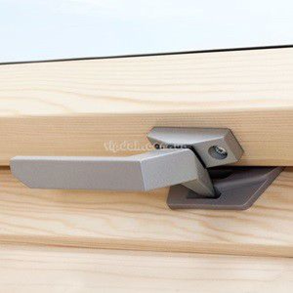 Velux Optima GZR 3050B из дерева ручка снизу