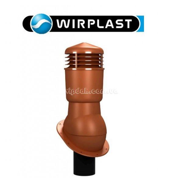 Wirplast Normal Ø110 и Ø150 утепленный