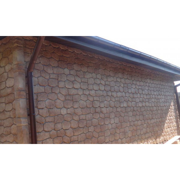 Фасадная панель Alta-Profil Бутовый камень