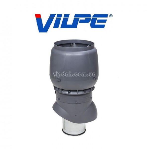 Вентиляционный выход Vilpe xl 500мм, Ø200 утепленный+колпак