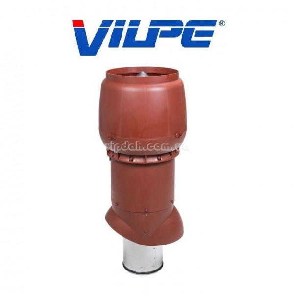 Вентиляционный выход Vilpe xl 700мм, Ø200 утепленный+колпак
