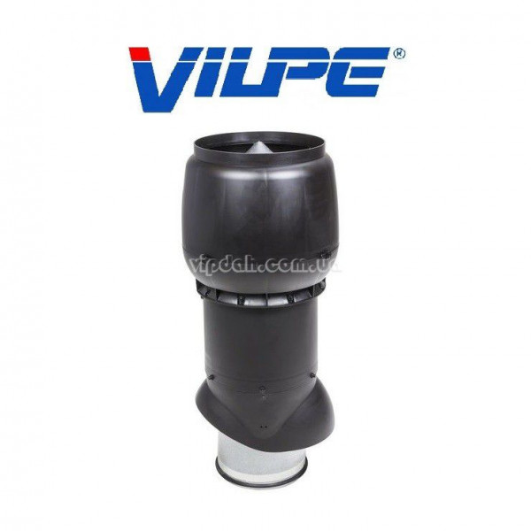 Вентиляционный выход Vilpe xl 700мм, Ø250 утепленный+колпак