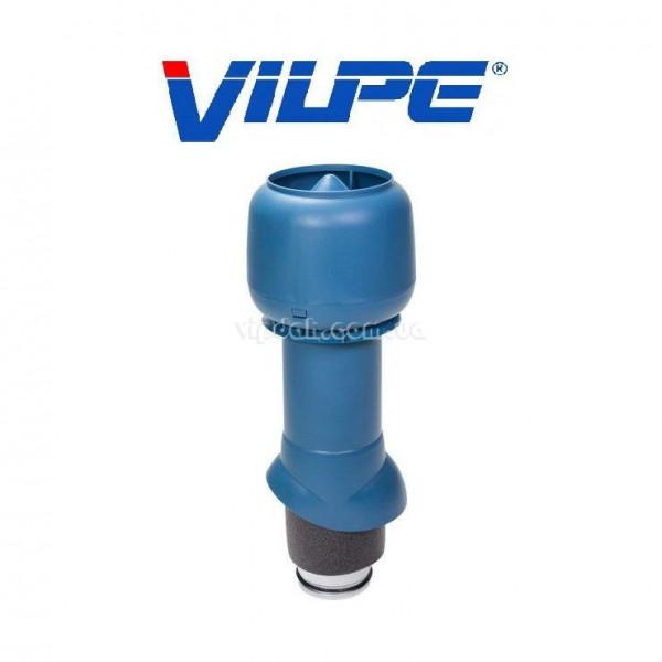 Вентиляционный выход Vilpe 500мм, Ø125 утепленный+колпак