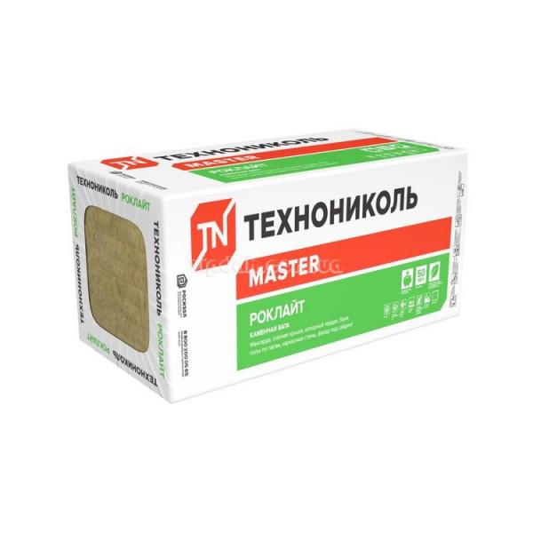 Базальтовая вата ТЕХНОНИКОЛЬ ТЕХНОЛАЙТ Экстра 100мм