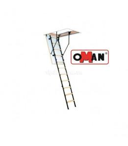 Лестница OMAN Stallux Termo комбинированная