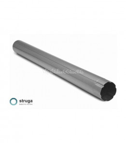 Труба STRUGA длина 1м Ø90