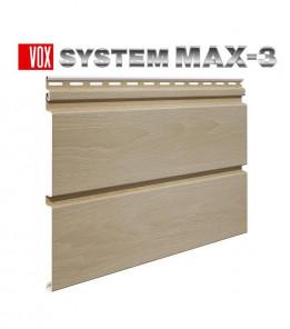 Фасадные панели SYSTEM MAX-3