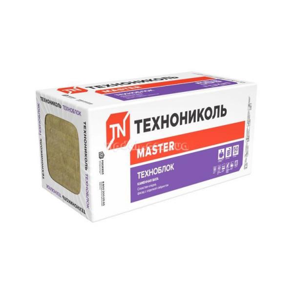 Базальтовая вата ТЕХНОНИКОЛЬ ТЕХНОБЛОК СТАНДАРТ 100мм