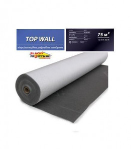 Ветроизоляционная мембрана TOP WALL 100