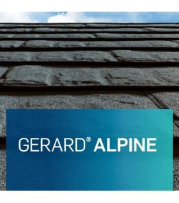 Композитная черепица GERARD Alpine Slate (Алпайн Слэйт)