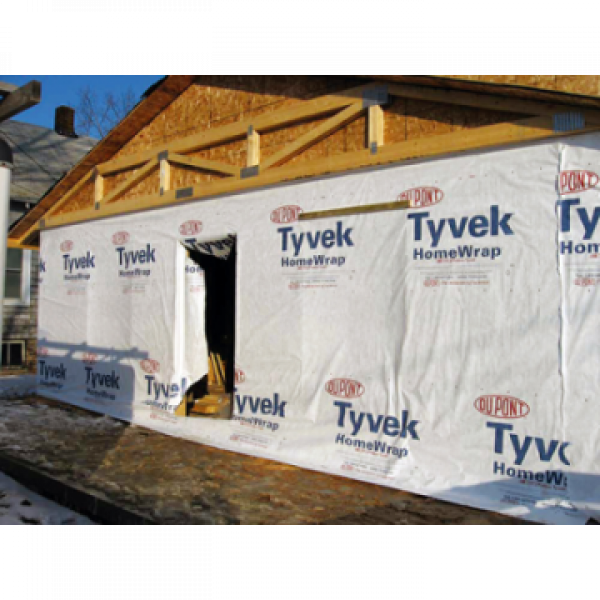 Ветроизоляционная МЕМБРАНА Tyvek Housewrap