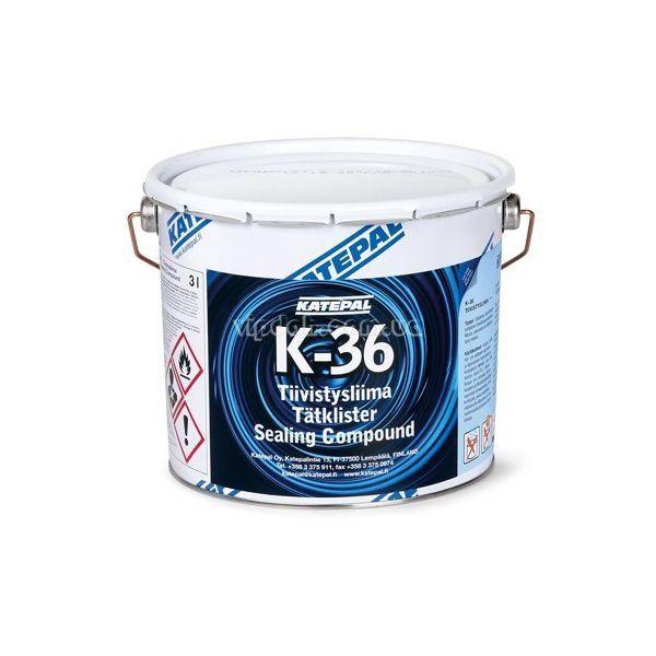 Клей битумный Katepal K-36 3 литра