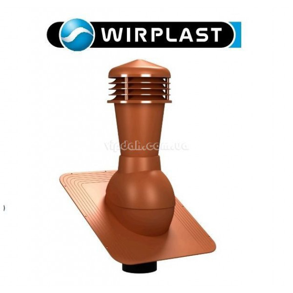 Wirplast Standart Ø110 неутепленный
