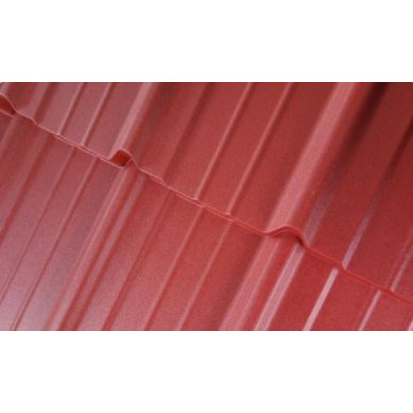 Металлочерепица Мадера 0,45мм Турция матовая
