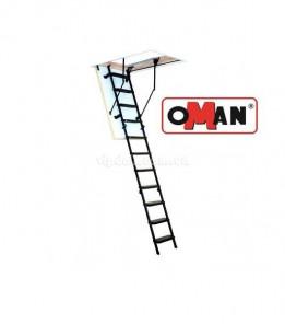 Лестница OMAN Solid EXTRA из металла