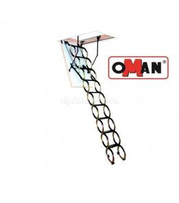 Лестница OMAN LONG Flex Termo комбинированная