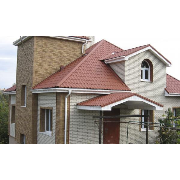 Фасадная панель Alta-Profil Кирпич