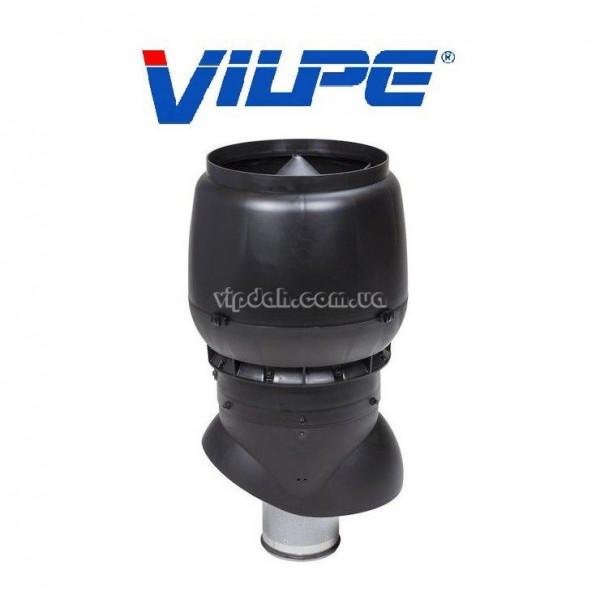 Вентиляционный выход Vilpe xl 500мм, Ø160 утепленный+колпак