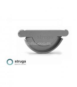 Заглушка желоба универсальная STRUGA Ø125